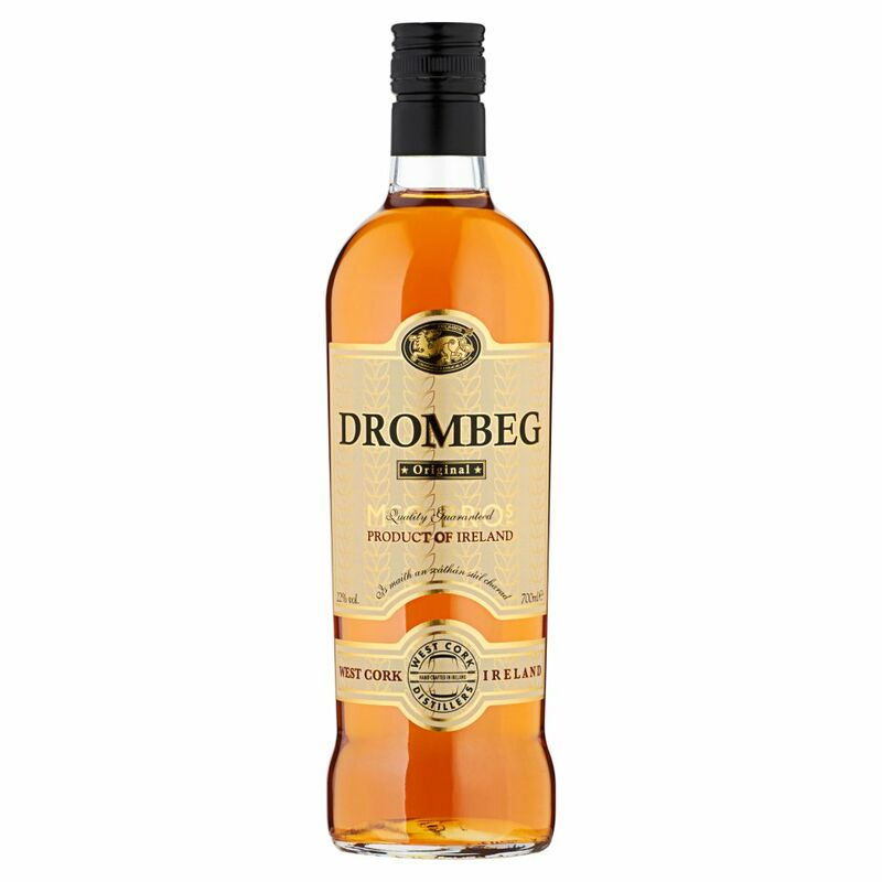 Drombeg Original Premium Irish Spirit 700ml