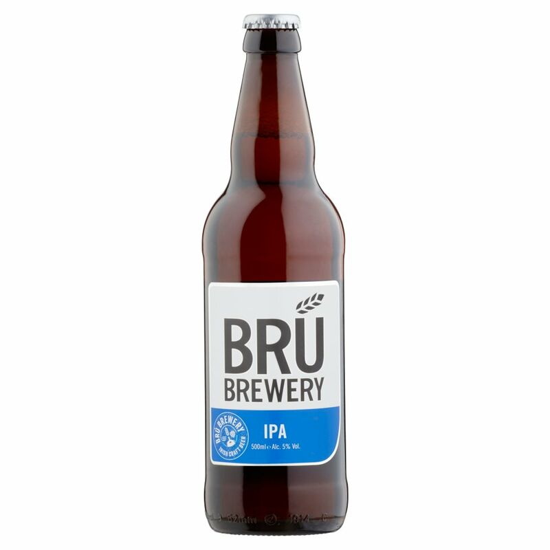 BRÚ Brewery IPA 500ml