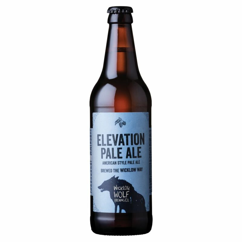 Wicklow Wolf Brewing Co. Elevation Pale Ale 500ml