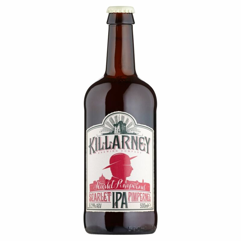 Killarney Brewing Company Scarlet Pimpernel IPA 500ml