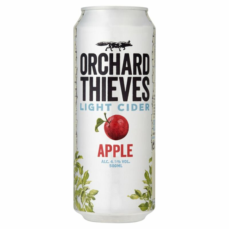 Orchard Thieves Light Cider Apple 500ml