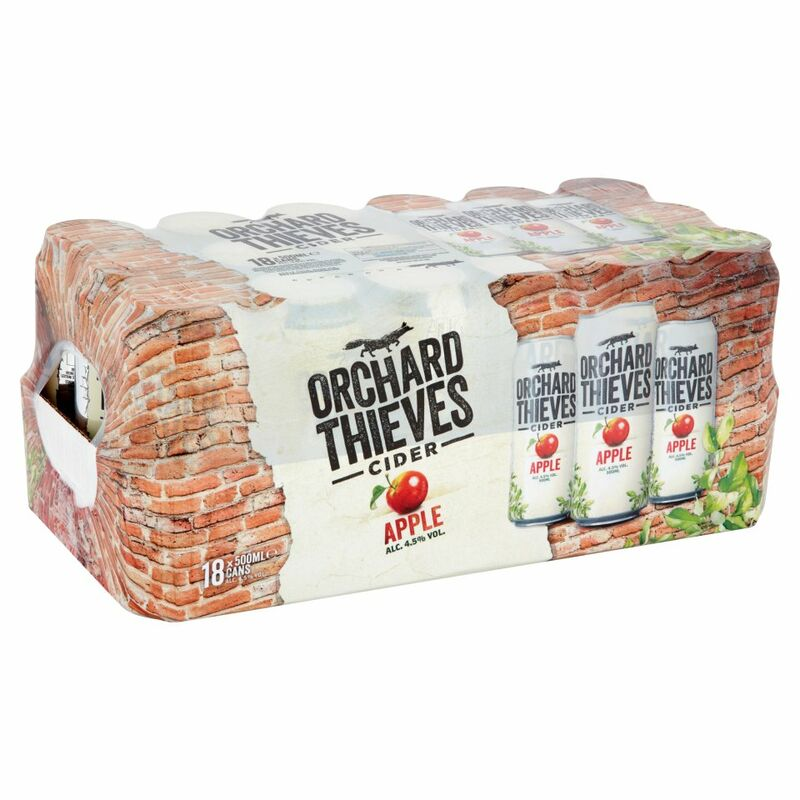 Orchard Thieves Cider Apple 18 x 500ml