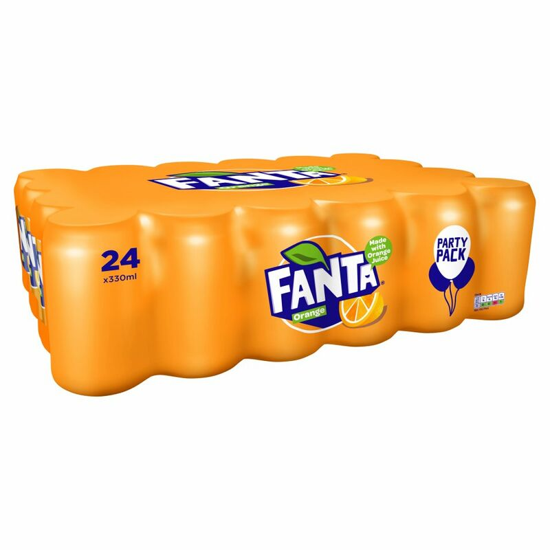 Fanta Orange 24 x 330ml