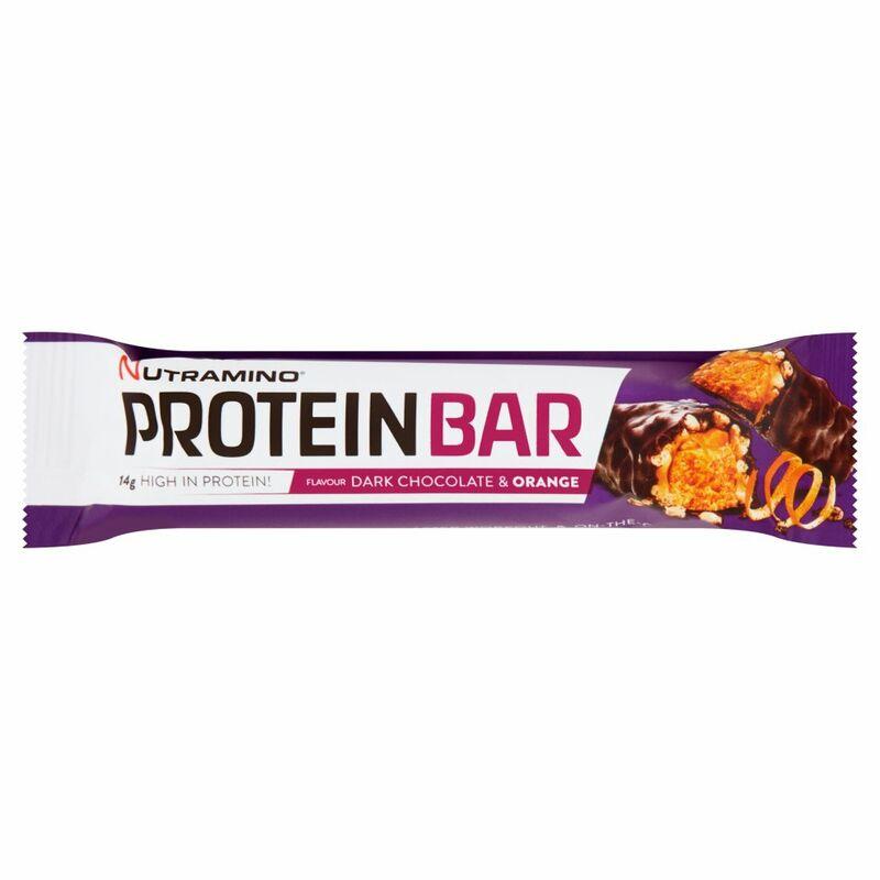 Dark Chocolate Orange Protein Bar