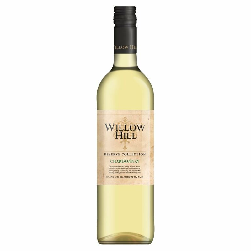 Willow Hill Reserve Collection Chardonnay 750ml
