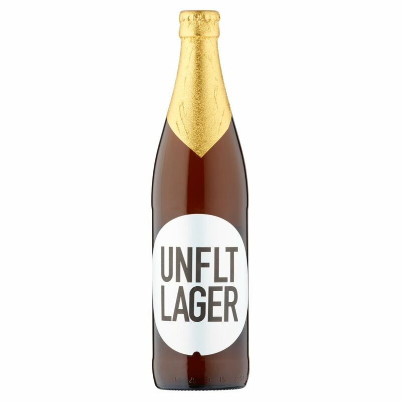 AND Union Unfiltered Lager 0.5L