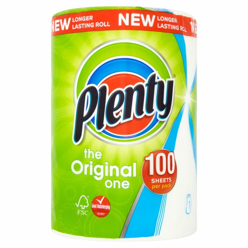 Plenty The Original One 100 Sheets