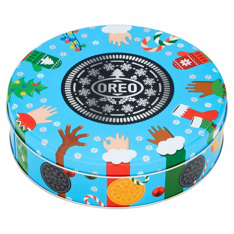Oreo Assortment Biscuits Tin 350g