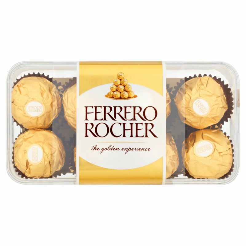 Ferrero Rocher 16 Pieces 200g