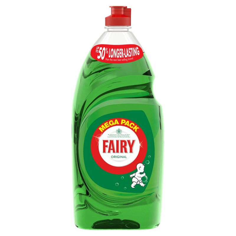 Fairy Original Washing Up Liquid 1015ML