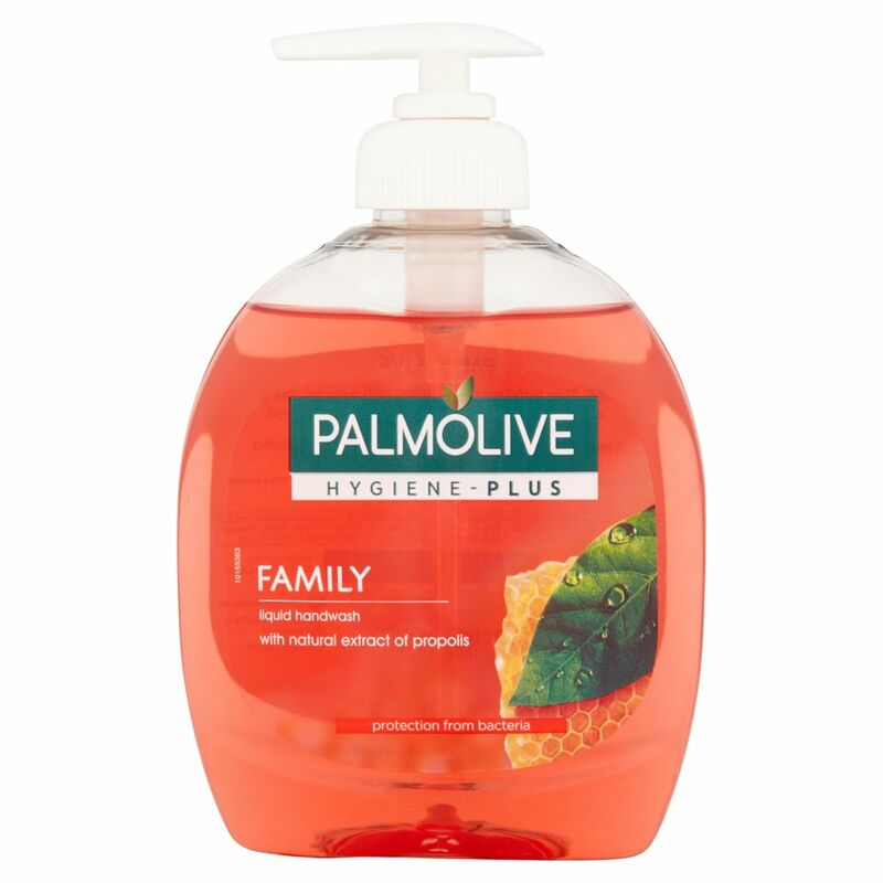 Palmolive Hygiene-Plus Family Propolis Liquid Handwash 300ml