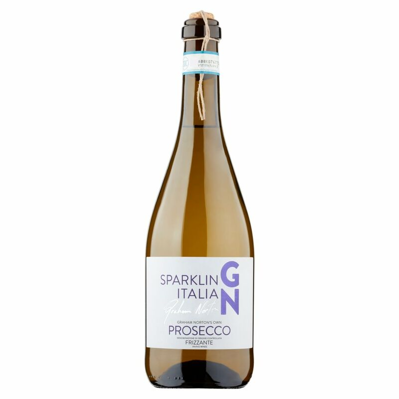 Graham Norton's Own Prosecco Frizzante DOC 75cl