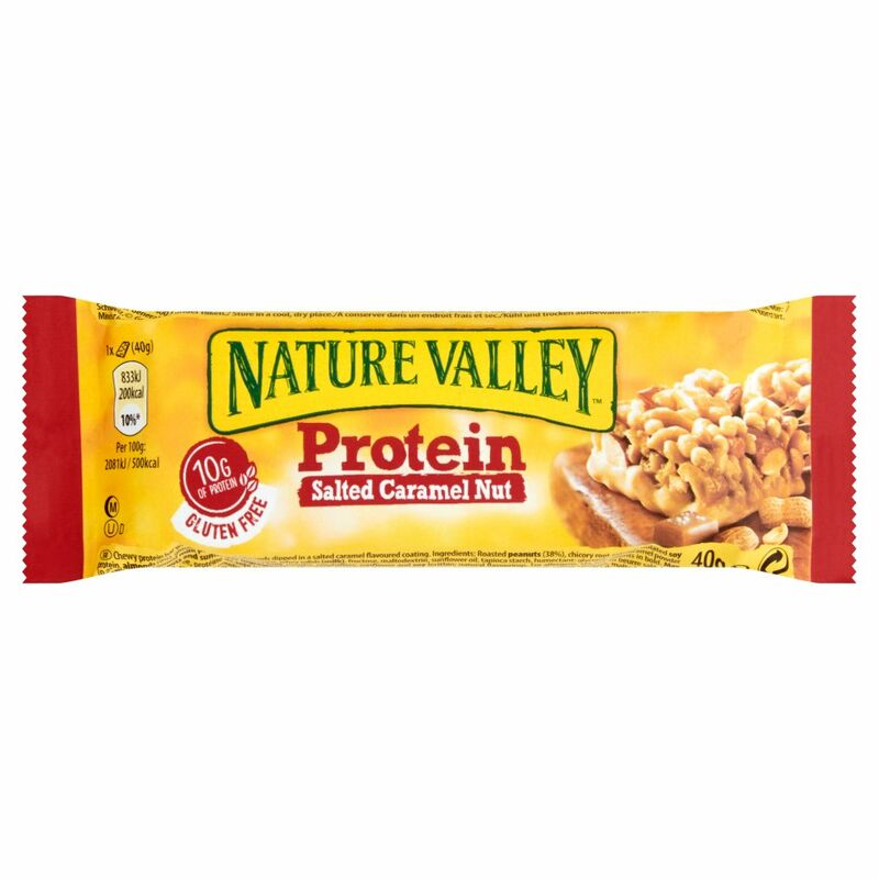 Nature Valley Protein Salted Caramel Nut 40g