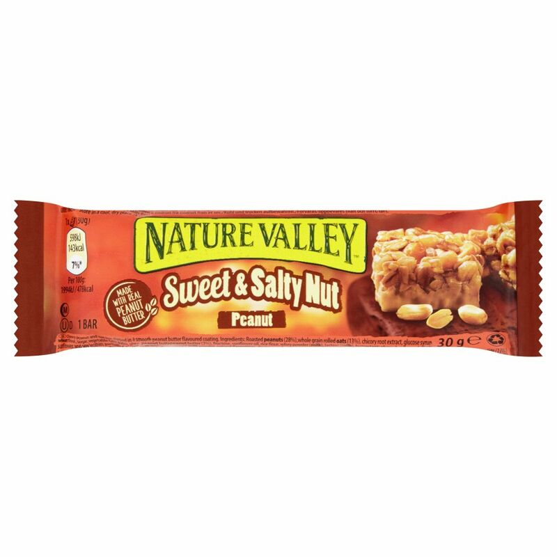 Nature Valley Sweet & Salty Nut Peanut 30g