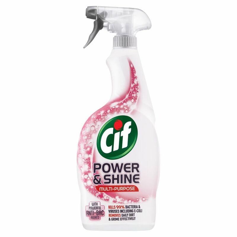 Cif Antibacterial Spray 700ml - Centra