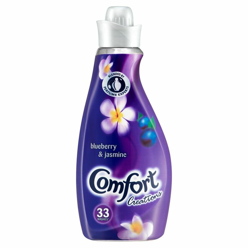 Comfort Creations Fabric Conditioner Blueberry 33 Wash 1.16L