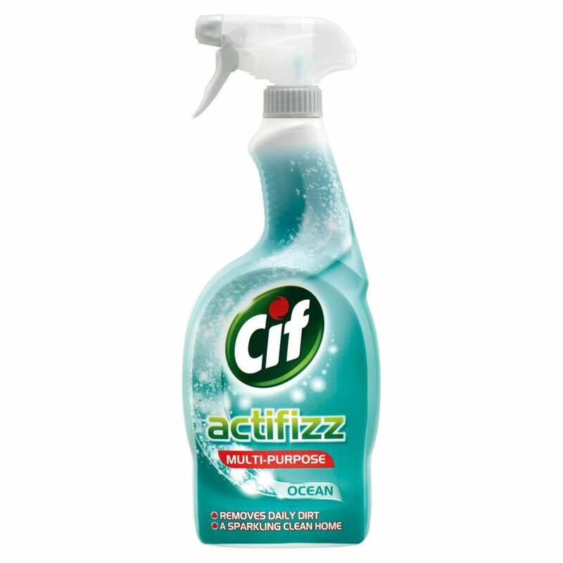 Cif Actifizz Ocean Multipurpose Spray 700ml