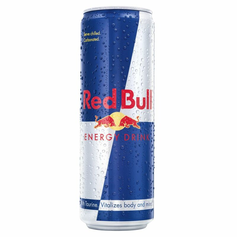 Red Bull Energy Drink, 473ml