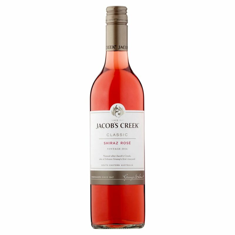 Jacob's Creek Classic Shiraz Rosé 750ml