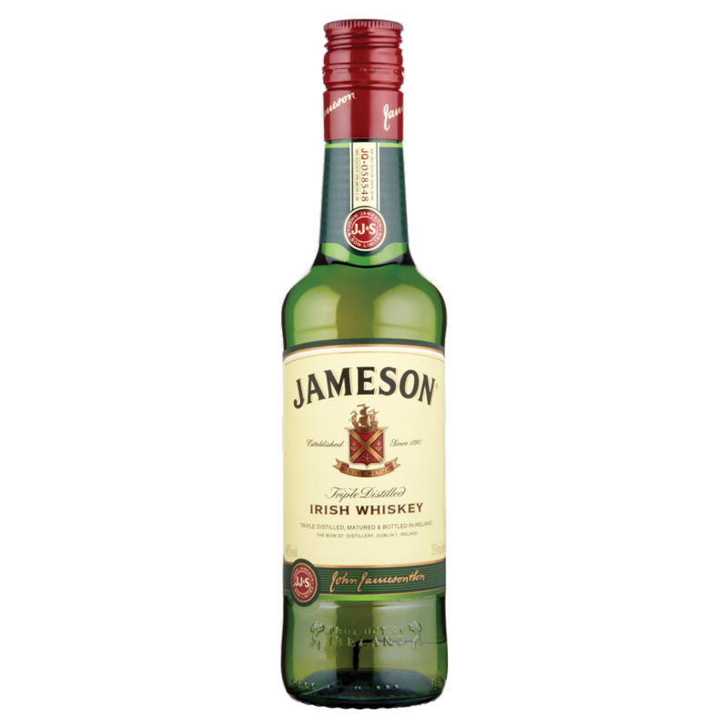 Jameson Irish Whiskey 350ml