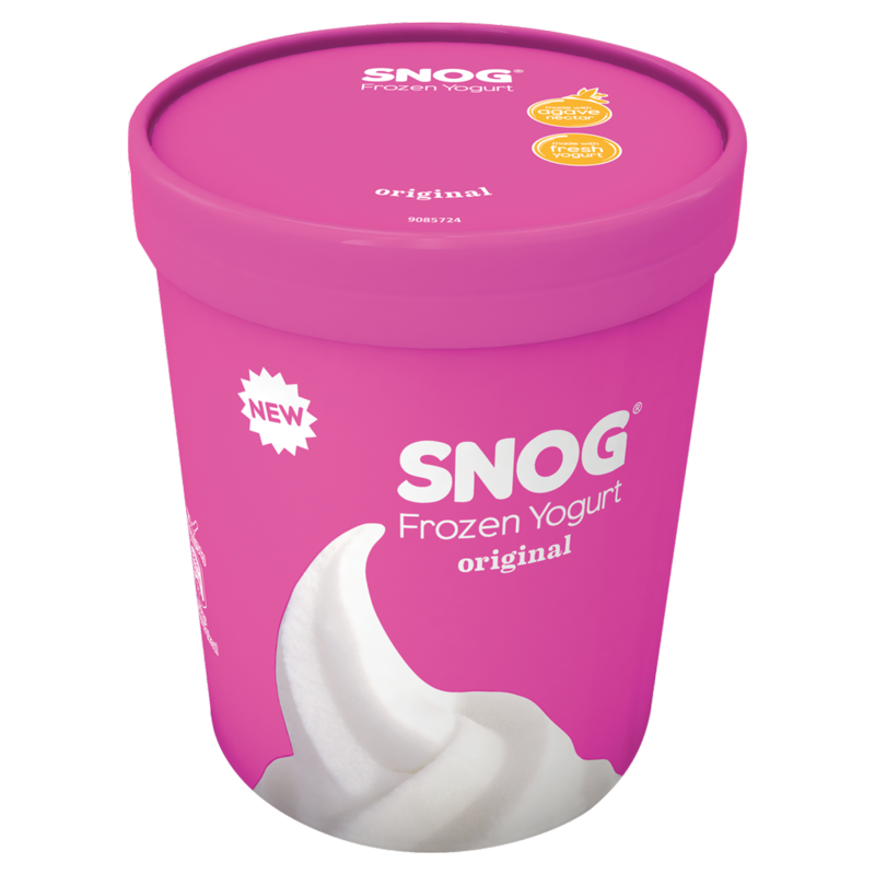 Snog Original Frozen Yogurt 450ml