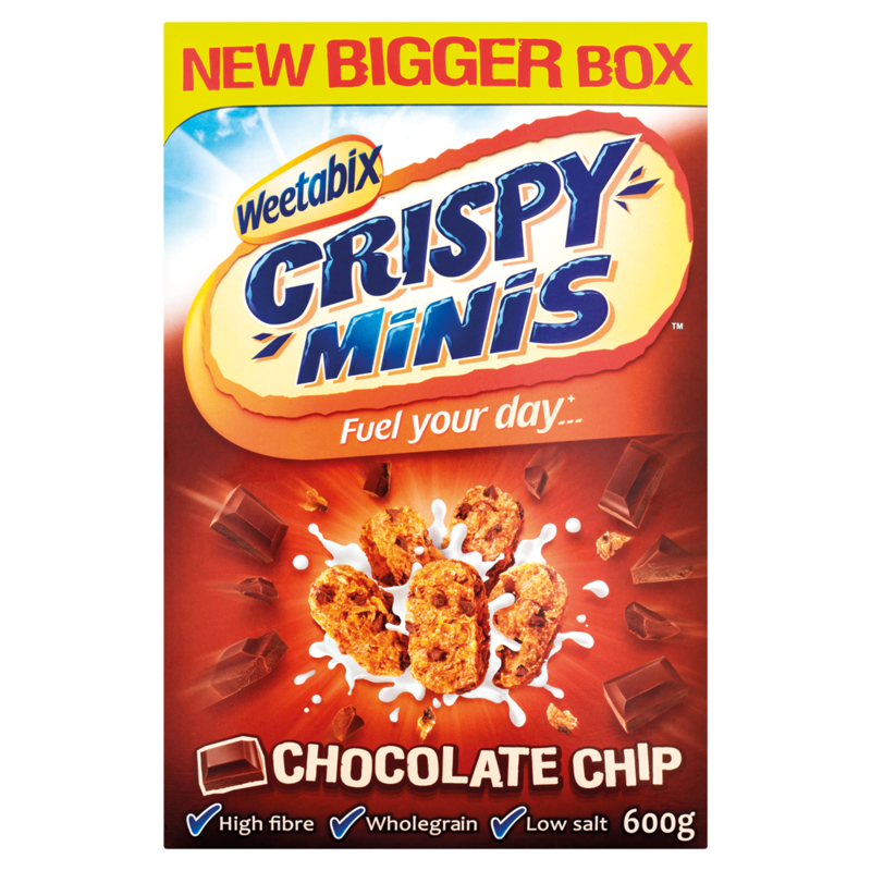 Weetabix Crispy Minis Chocolate Chip 600g