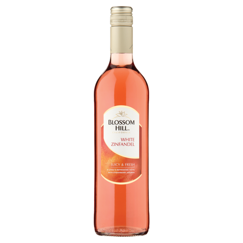 Blossom Hill White Zinfandel 75cl  9
