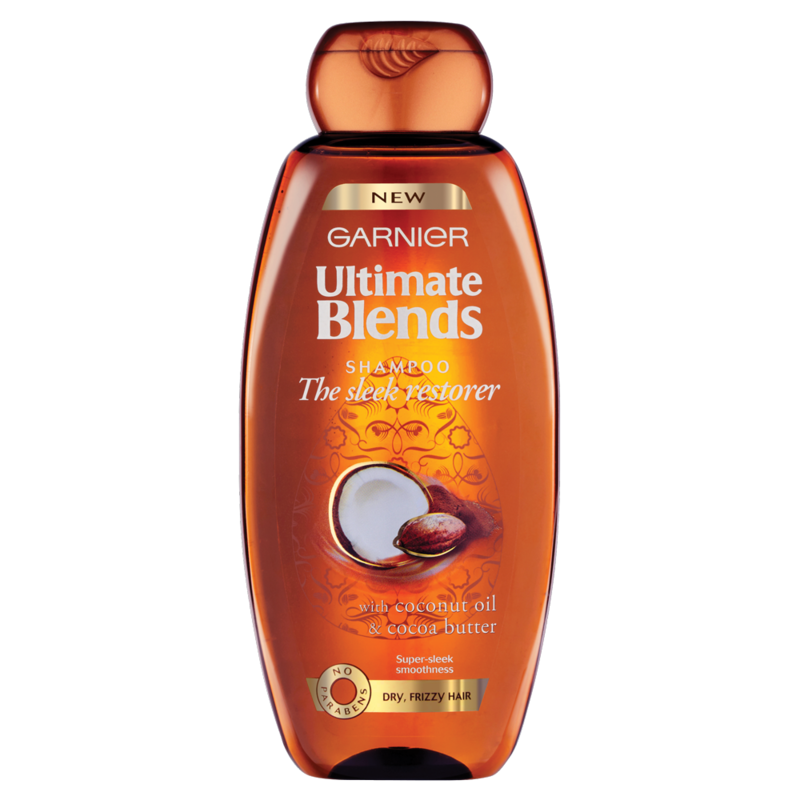 Ultimate Blends Sleek Restorer Shampoo 400ml