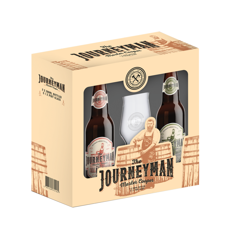 Journeyman gift set mockup Pack
