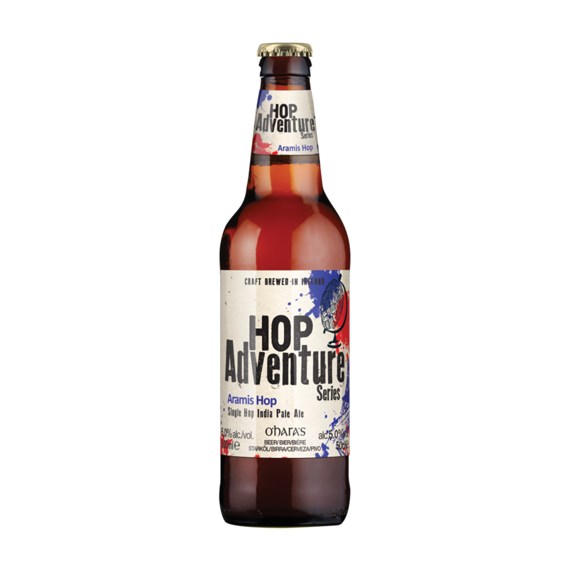 Hop adventure aramais