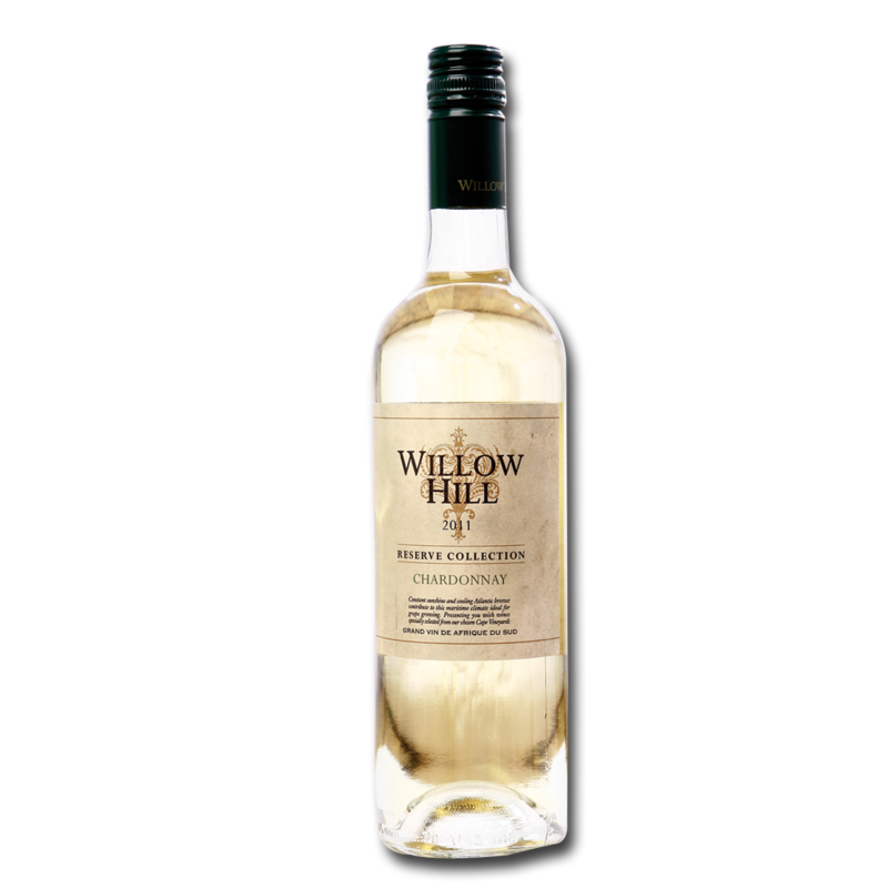 WillowHill chardonnay