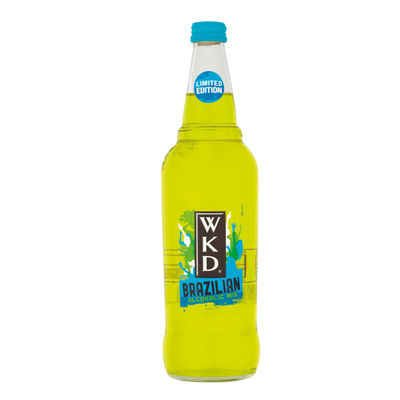 Wkd brazilianMix 70cl