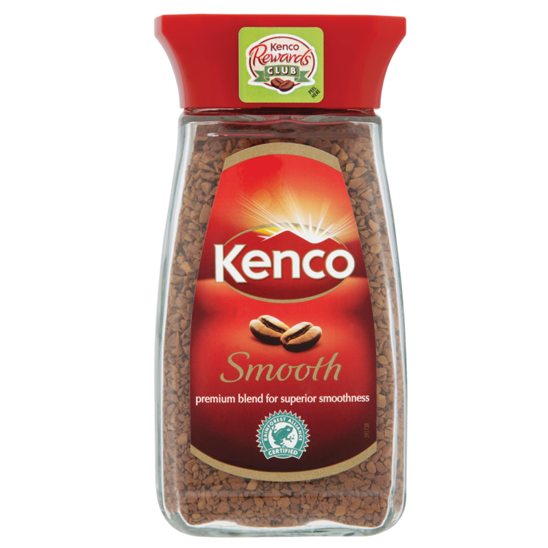 Kenco Smooth Freeze Dried Instant Coffee 100g