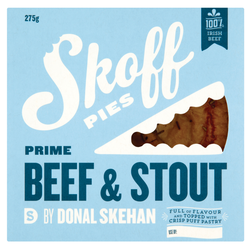 Skoff Beef Stout 275g