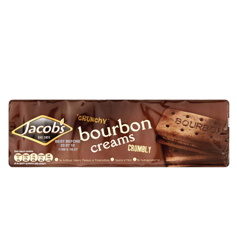 Jacobs bourbonCreams 200g