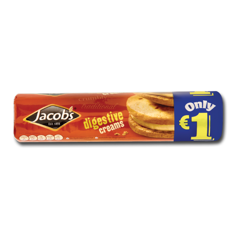 Jacobs digestiveCreams onlyE1