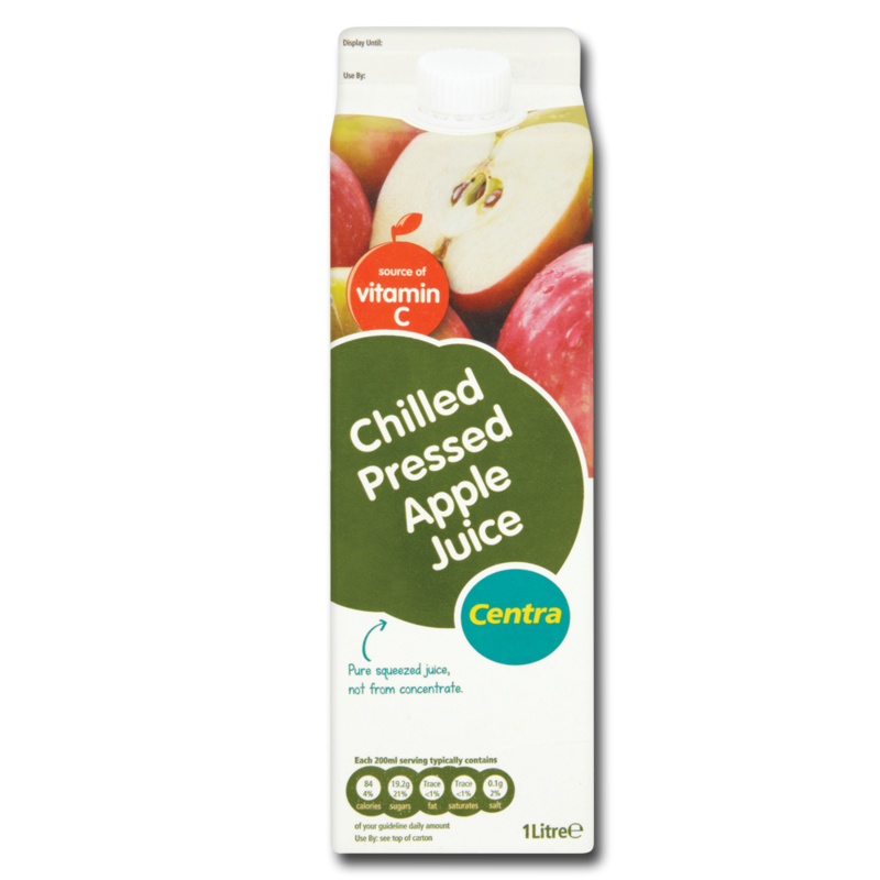 CT appleJuice