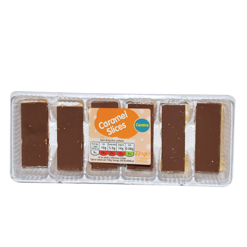 CT CaramelSlices 6pk