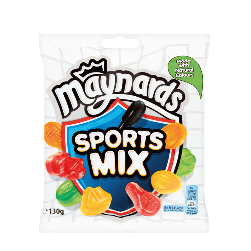 Maynards sportsMix 130g
