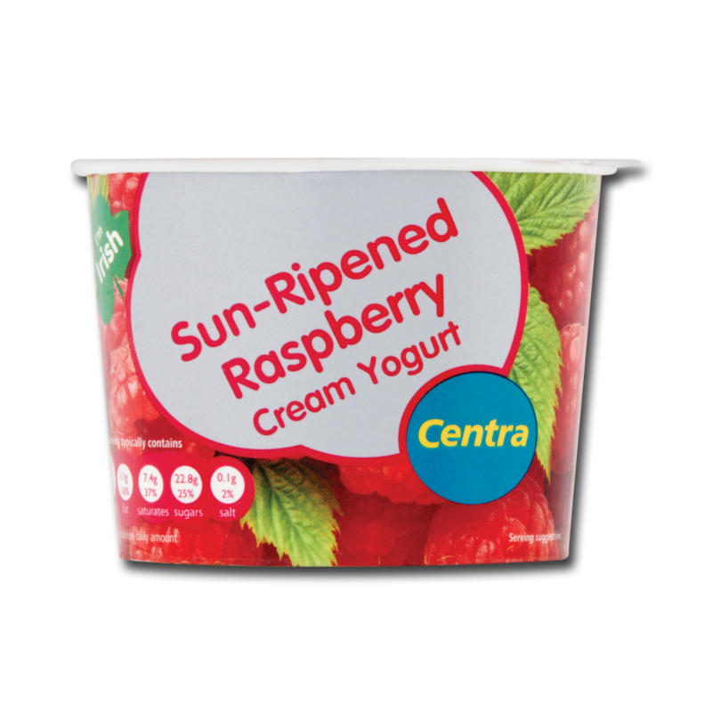 CT luxuryYogurt Raspberry