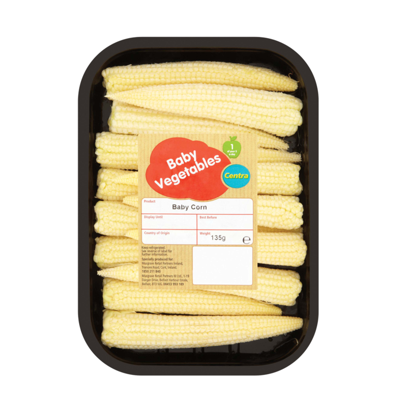 CT babyCorns 120g