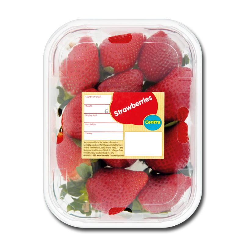 CT strawberries227g