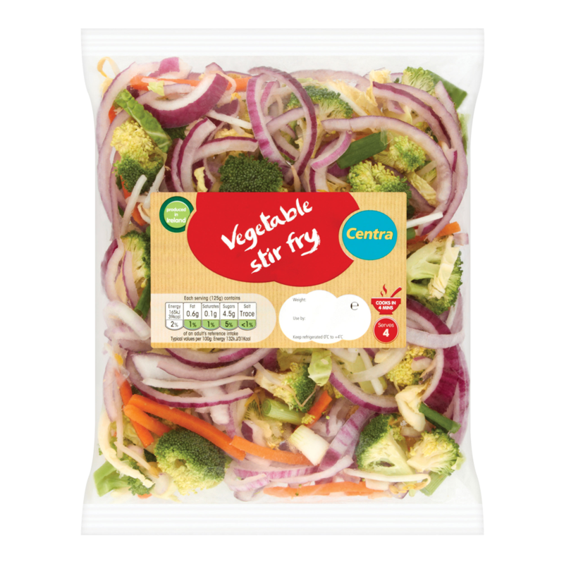 CT vegetableStirFry 500g