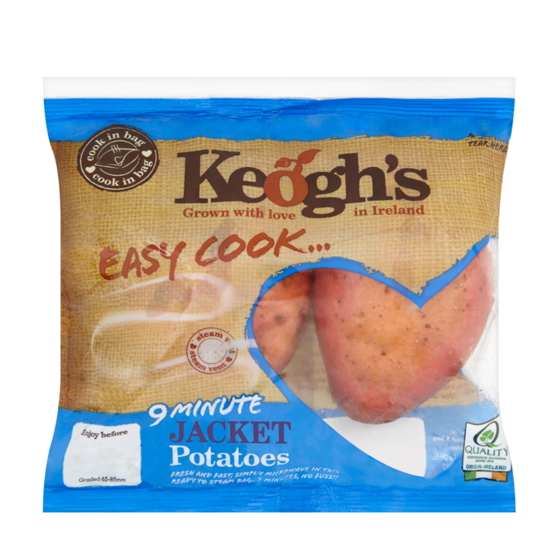 Keoghs babyPotatoes 420g