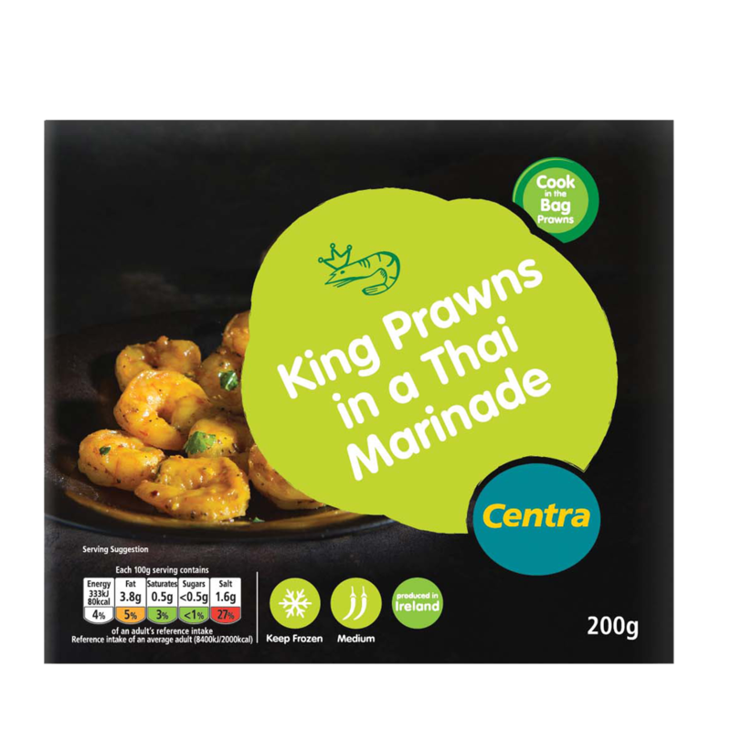 CT kingPrawn thaiMarinade 200g