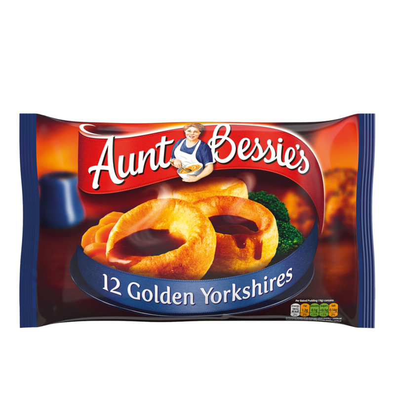AuntBessies yorkshirePuddings 220g