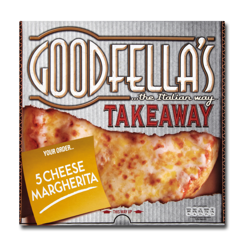 Goodfellas takeawayPizza cheese