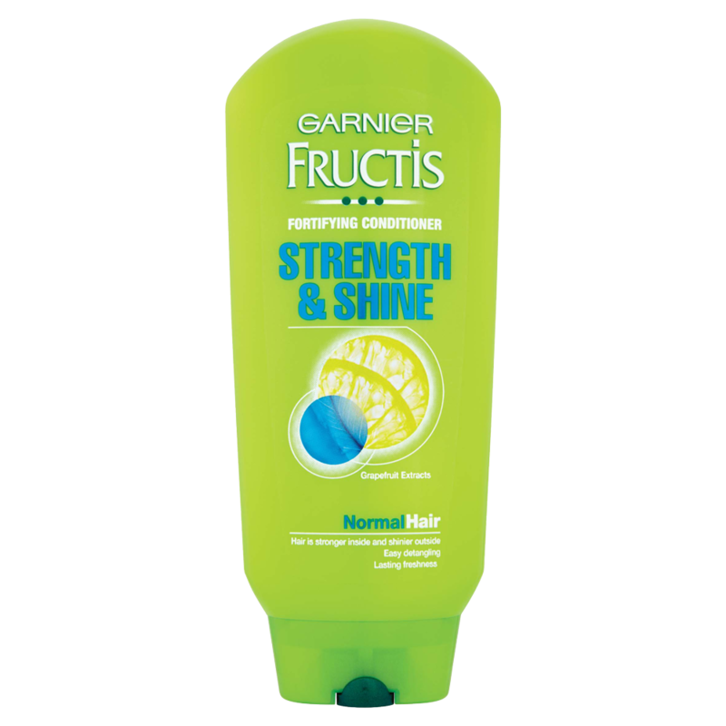 Garnier Fructis Strength   Shine Conditioner 250ml
