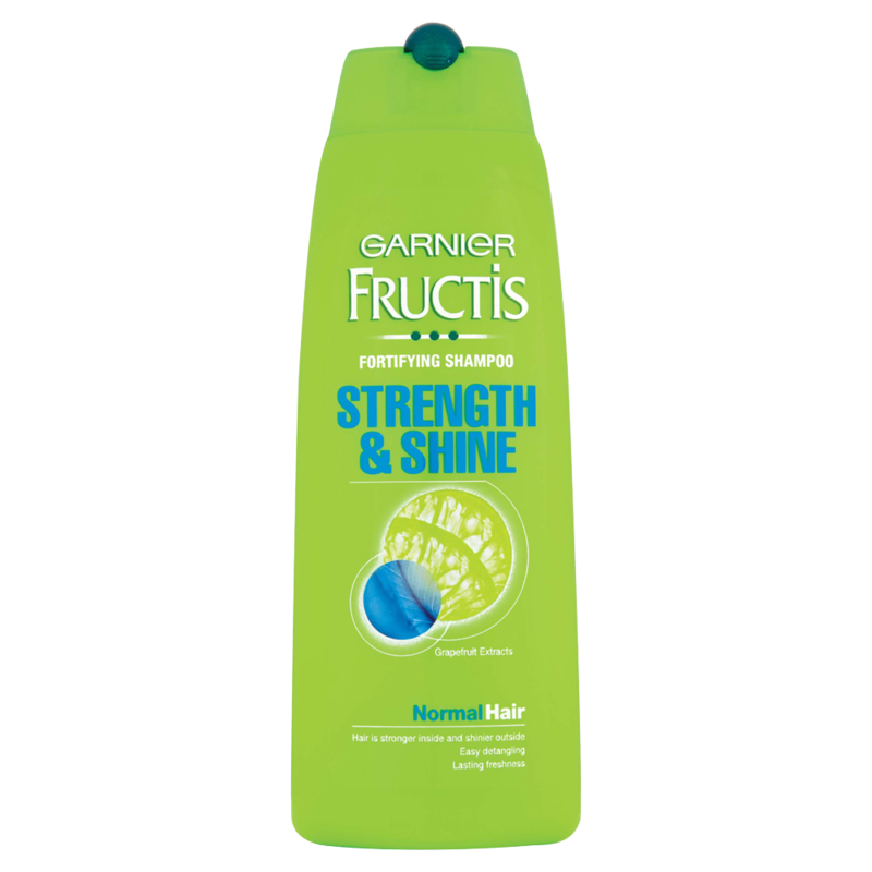 Garnier Fructis Strength   Shine Shampoo 250ml