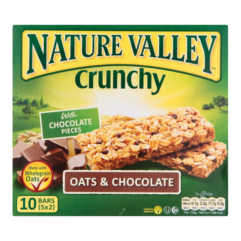 NatureValleyChoc